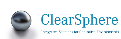 back to homepage - ClearSphere - Integrated Solutions for Controlled Environments